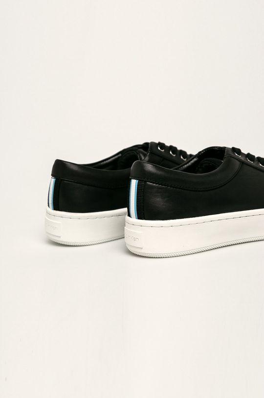 Calvin Klein - Kožené boty Svršek: Přírodní kůže Vnitřek: Umělá hmota Podrážka: Umělá hmota