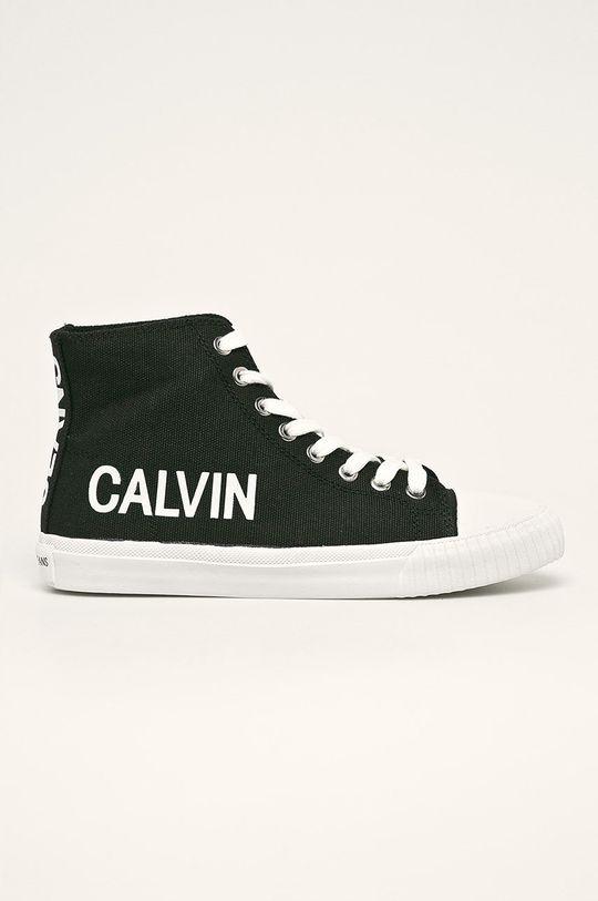 negru Calvin Klein Jeans - Tenisi De femei