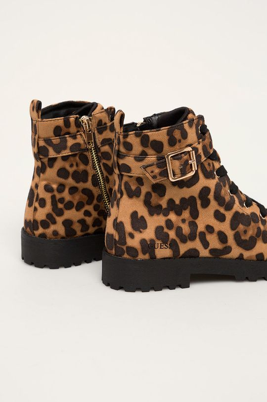 Guess Jeans - Дитячі черевики  Халяви: Синтетичний матеріал Внутрішня частина: Синтетичний матеріал, Текстильний матеріал Підошва: Синтетичний матеріал