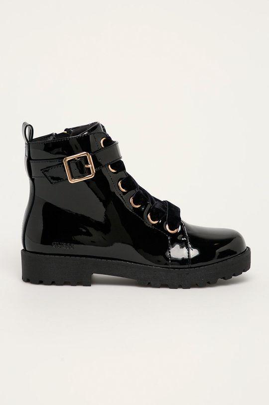 černá Guess Jeans - Dětské boty Dívčí