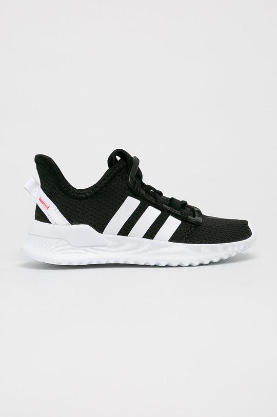 negru adidas Originals - Pantofi copii U_Path Run De fete