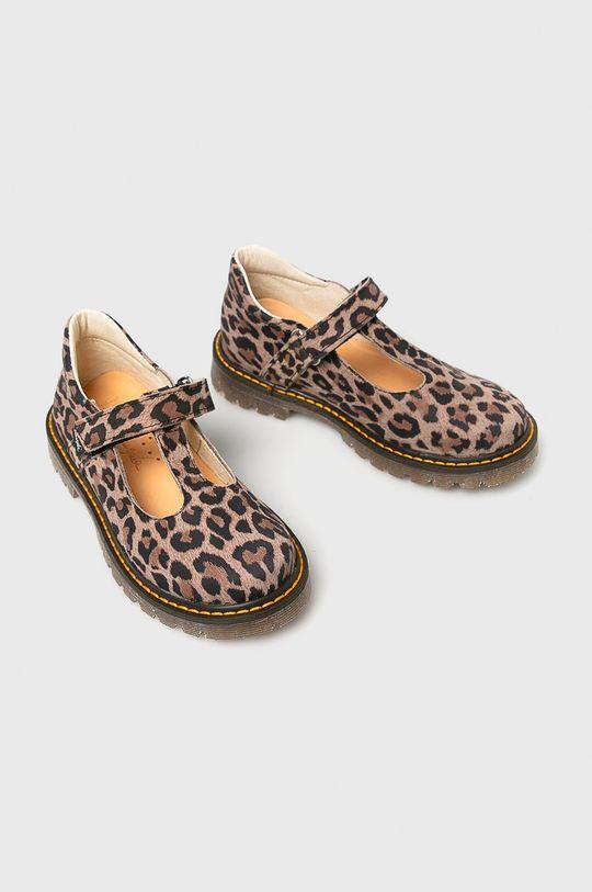 Mrugała - Pantofi copii maro