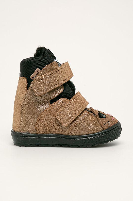 пшеничний Mrugała - Дитячі черевики Для дівчаток