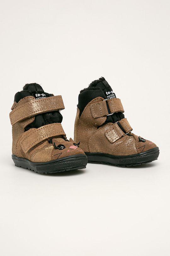 Mrugała - Дитячі черевики пшеничний