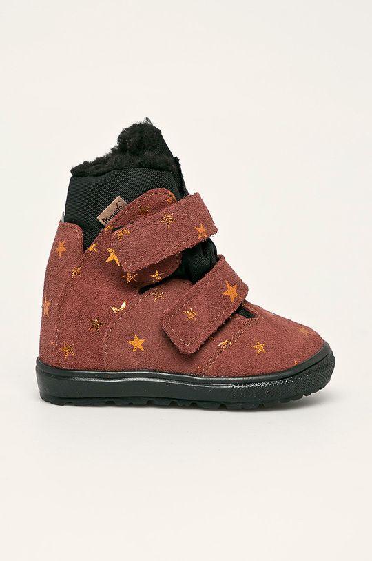 лілово-рожевий Mrugała - Дитячі черевики Для дівчаток