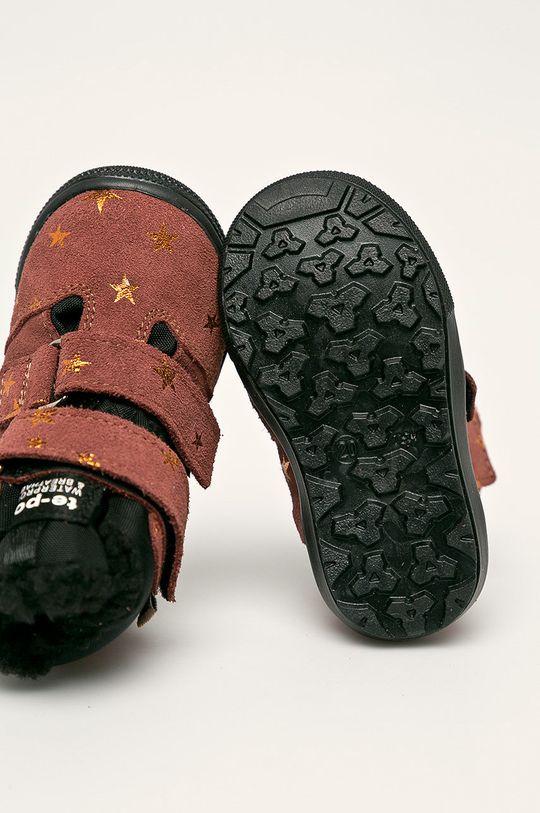 лілово-рожевий Mrugała - Дитячі черевики
