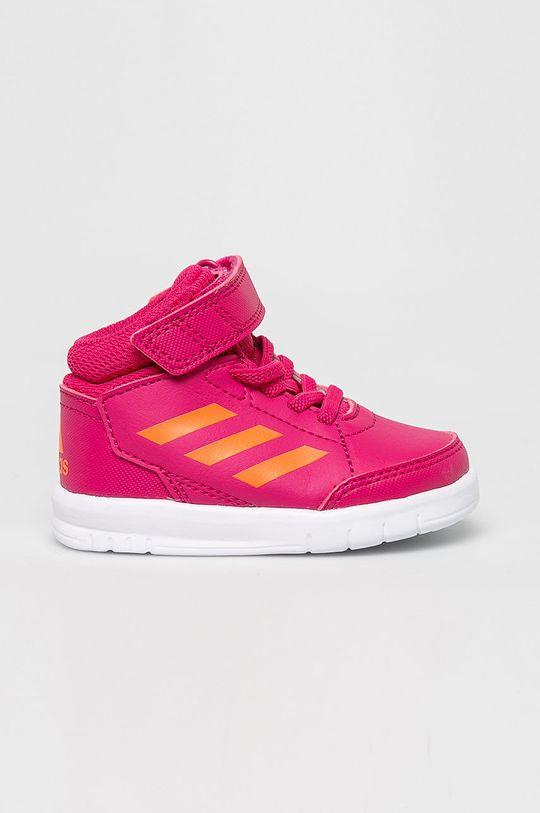 rózsaszín adidas - Gyerek cipő Lány