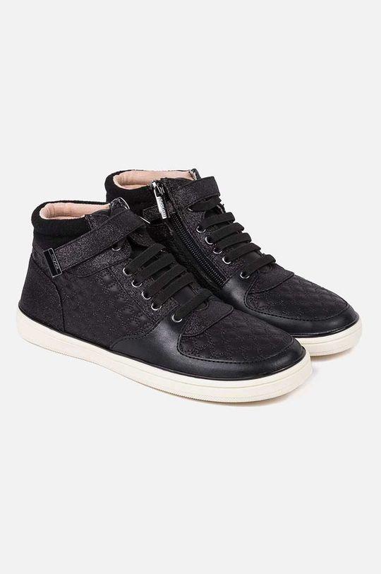 черен Mayoral - Детски обувки 26-30 Момиче