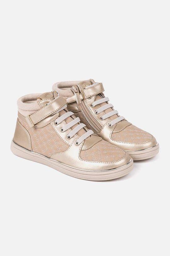 злато Mayoral - Детски обувки 26-30 Момиче