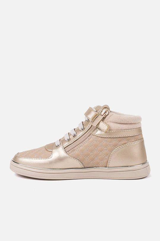 Mayoral - Детски обувки 26-30 злато