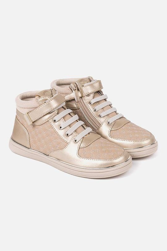 злато Mayoral - Детски обувки 31-35 Момиче