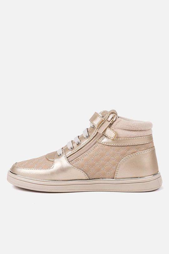 Mayoral - Детски обувки 31-35 злато