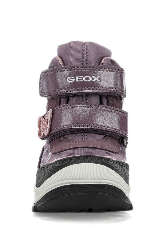 Geox - Дитячі черевики  Халяви: Синтетичний матеріал, Текстильний матеріал Внутрішня частина: Текстильний матеріал Підошва: Синтетичний матеріал