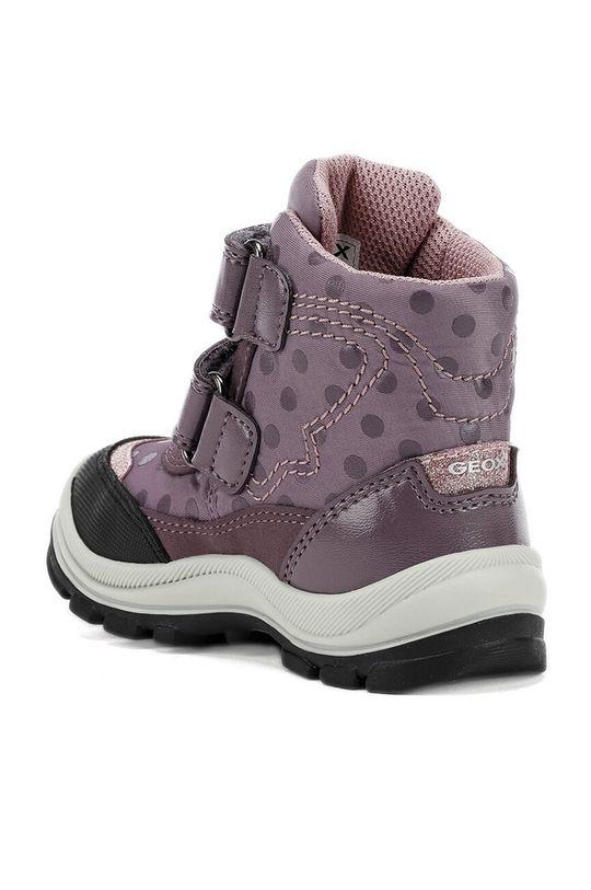 лавандовий Geox - Дитячі черевики