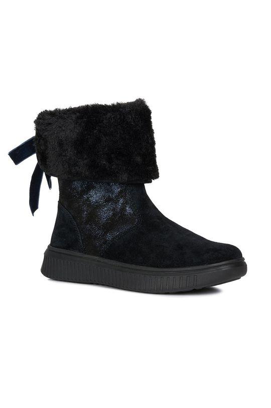 Geox - Cizme de iarna copii negru