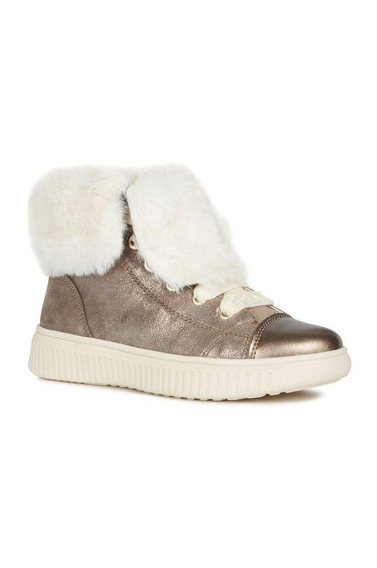 Geox - Detské topánky béžová