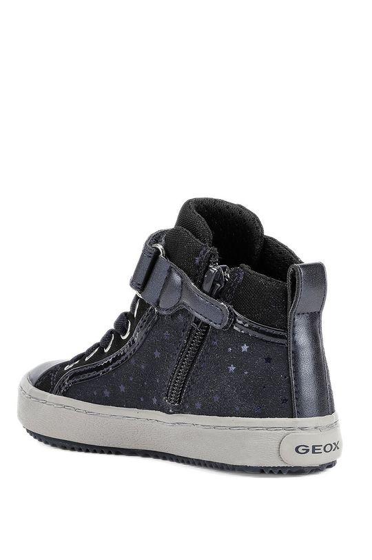 tmavomodrá Geox - Topánky J Kalispera