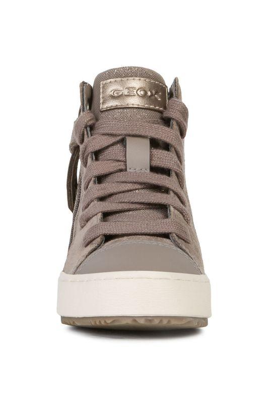 Geox - Detské topánky  Zvršok: Prírodná koža Vnútro: Textil Podrážka: Syntetická látka Vložka: Prírodná koža