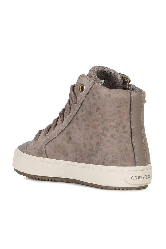 svetlosivá Geox - Detské topánky