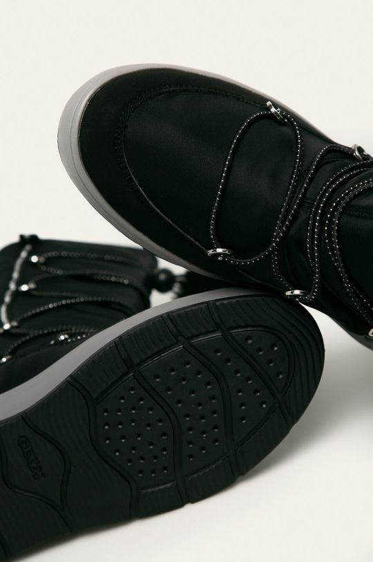 Geox - Дитячі чоботи  Халяви: Синтетичний матеріал, Текстильний матеріал Внутрішня частина: Текстильний матеріал Підошва: Синтетичний матеріал