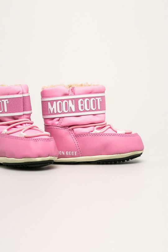 Moon Boot - Cizme de iarna copii Crib 2 roz