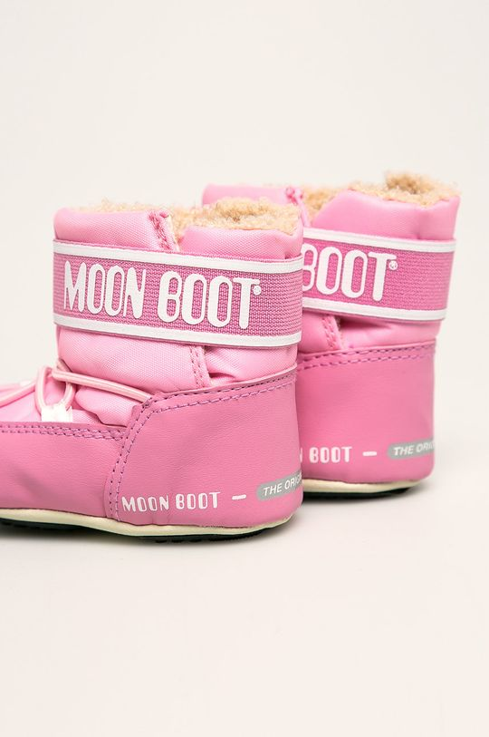 Moon Boot - Cizme de iarna copii Crib 2 Gamba: Material sintetic, Material textil Interiorul: Material textil Talpa: Material sintetic