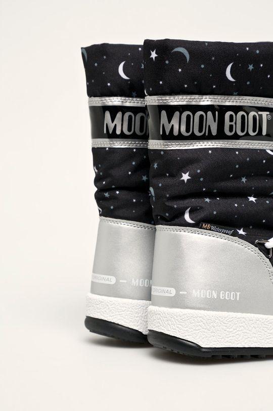 Moon Boot - Дитячі чоботи Girlq Universe  Халяви: Синтетичний матеріал, Текстильний матеріал Внутрішня частина: Текстильний матеріал Підошва: Синтетичний матеріал
