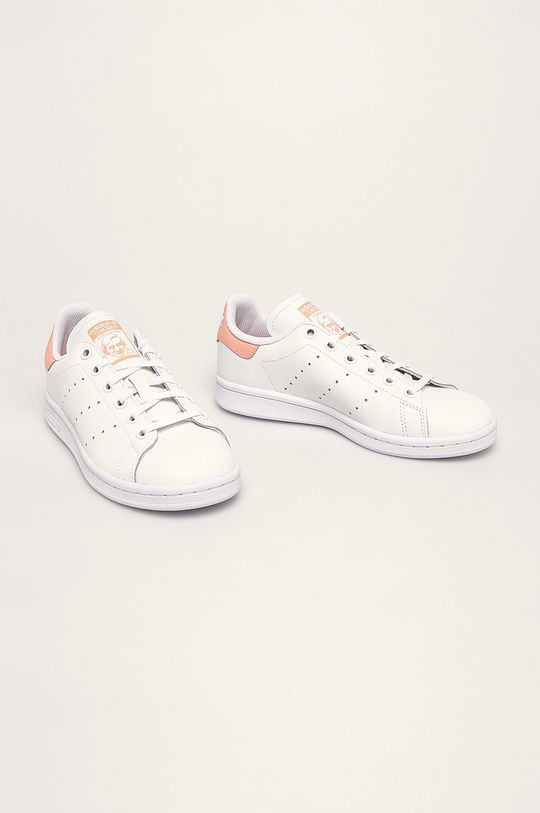 adidas Originals - Дитячі черевики  Stan Smith білий