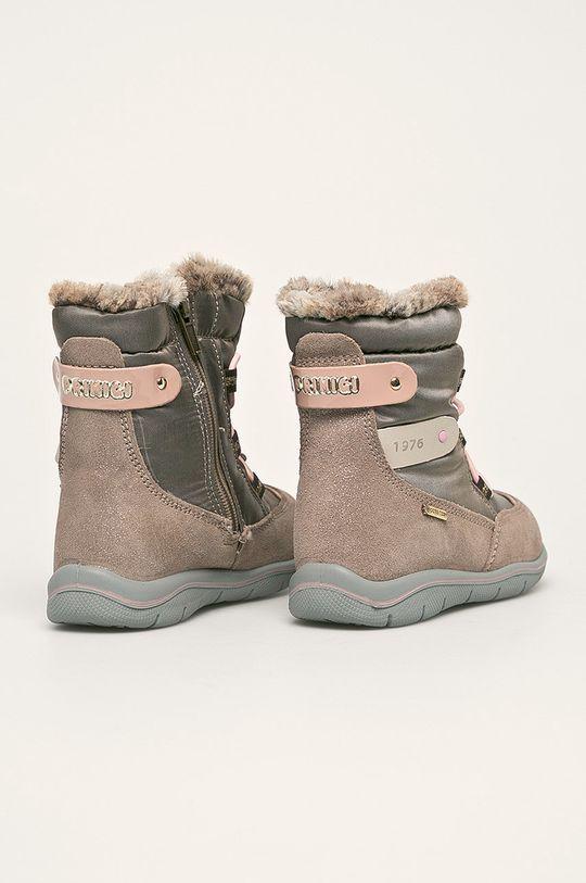 Primigi - Dětské boty Svršek: Textilní materiál, Recyklovaná kůže Vnitřek: Textilní materiál Podrážka: Umělá hmota