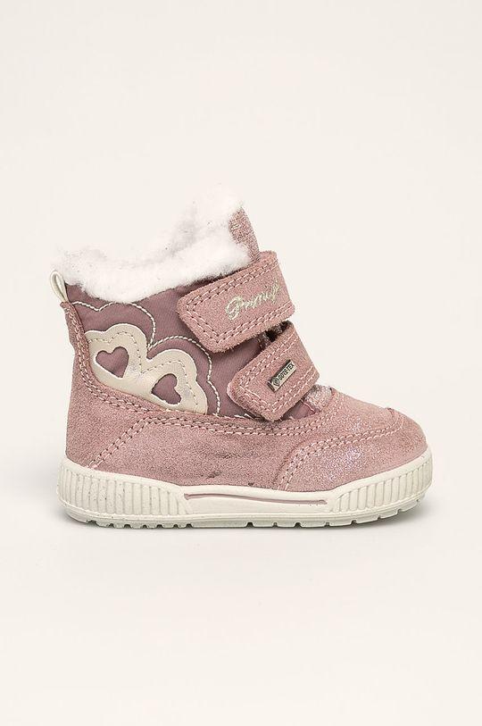 růžová Primigi - Dětské sněhule Dívčí