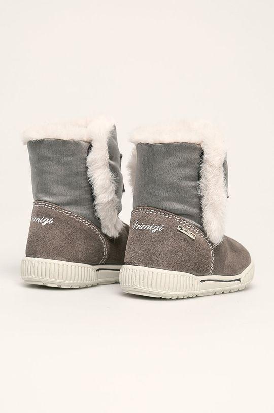 Primigi - Dětské sněhule Svršek: Textilní materiál, Přírodní kůže Vnitřek: Textilní materiál Podrážka: Umělá hmota
