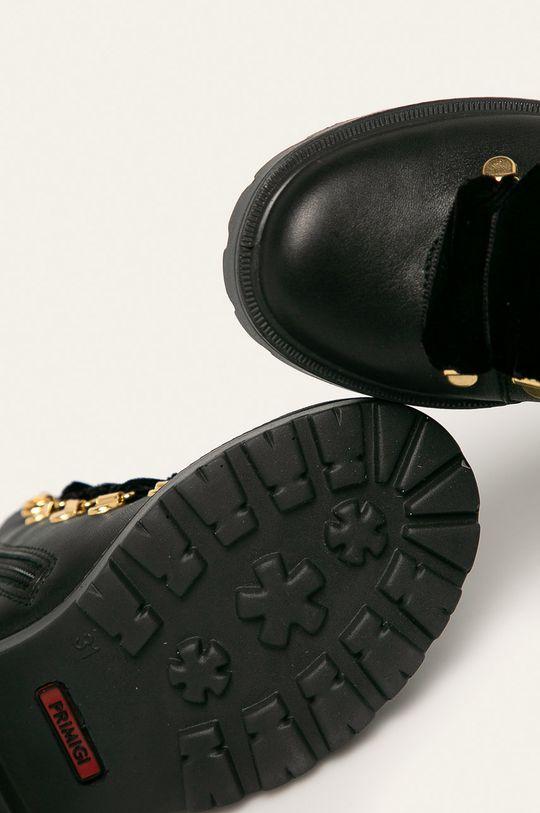 černá Primigi - Dětské boty
