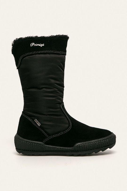 чорний Primigi - Дитячі чоботи Для дівчаток