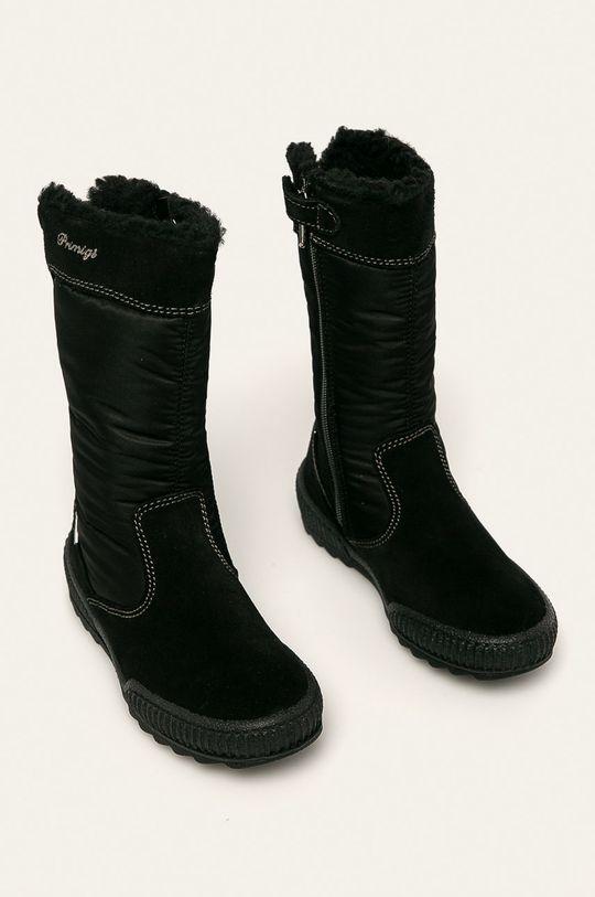 Primigi - Дитячі чоботи чорний