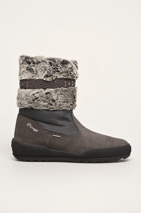šedá Primigi - Dětské boty Dívčí