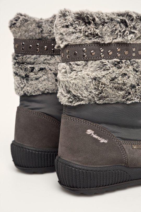 Primigi - Dětské boty Svršek: Textilní materiál, Semišová kůže Podrážka: Umělá hmota Vložka: Textilní materiál