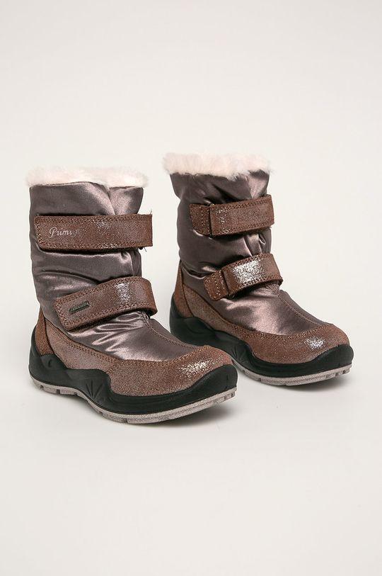 Primigi - Zimní boty hnědá