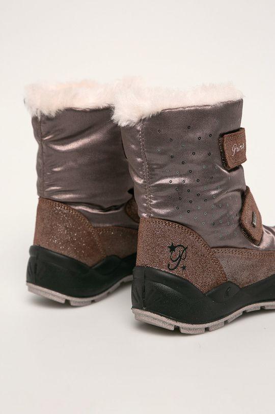 Primigi - Zimní boty Svršek: Textilní materiál, Přírodní kůže Vnitřek: Textilní materiál Podrážka: Umělá hmota