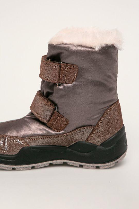 hnědá Primigi - Zimní boty