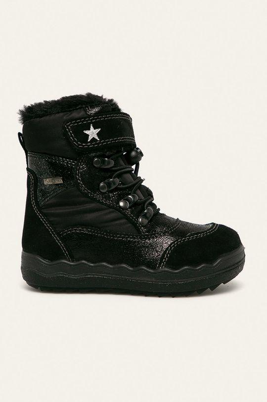 чорний Primigi - Дитячі черевики Для дівчаток