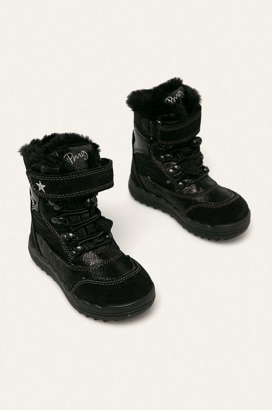 Primigi - Дитячі черевики чорний