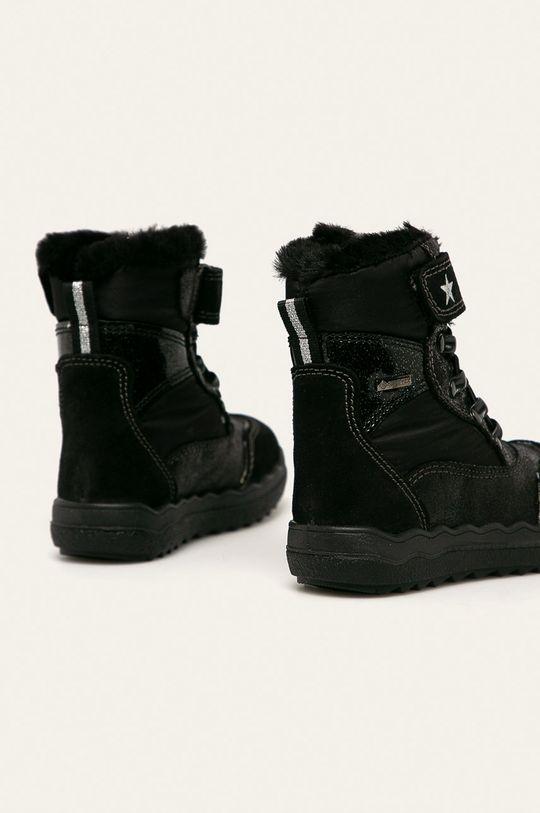 Primigi - Дитячі черевики  Халяви: Текстильний матеріал, Натуральна шкіра Внутрішня частина: Текстильний матеріал Підошва: Синтетичний матеріал