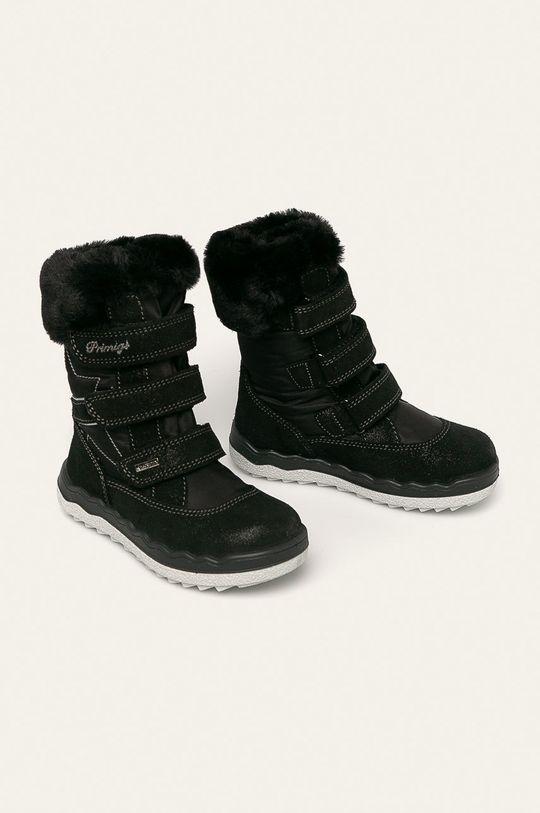 Primigi - Cizme de iarna copii negru
