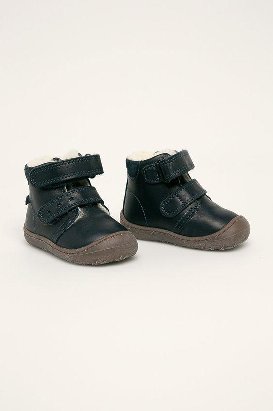 Primigi - Dětské boty námořnická modř