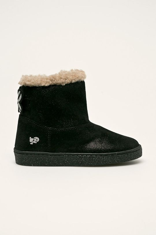 čierna Primigi - Detské topánky Dievčenský