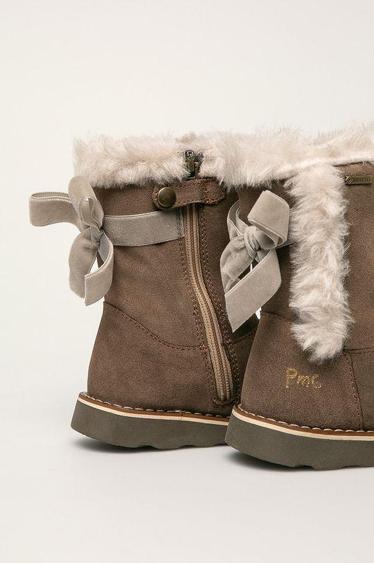Primigi - Dětské boty Svršek: Semišová kůže Vnitřek: Textilní materiál Podrážka: Umělá hmota