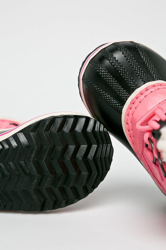 Sorel - Дитячі чоботи Childrens Yoot Pac  Халяви: Синтетичний матеріал, Текстильний матеріал Внутрішня частина: Текстильний матеріал Підошва: Синтетичний матеріал