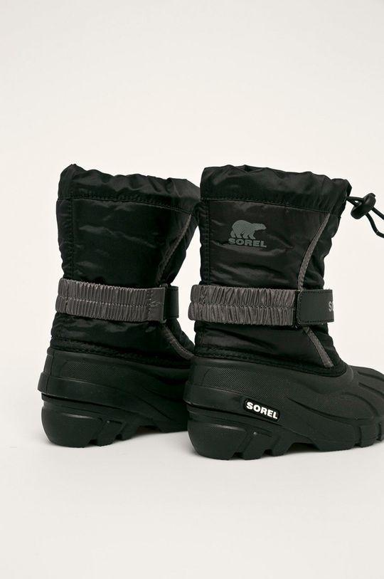 Sorel - Dětské boty Childrens Flurry Svršek: Umělá hmota, Textilní materiál Vnitřek: Textilní materiál Podrážka: Umělá hmota
