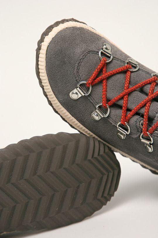 sivá Sorel - Detské topánky Youth Out N About
