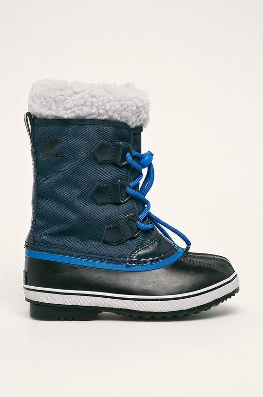 bleumarin Sorel - Cizme de iarna copii Yoot Pac Nylon De fete